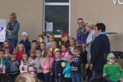 Auftritt Kindergarten