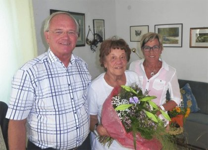 Bachler Elfriede / 85. Geb. Tag / 15.8.2018