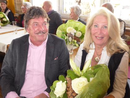 Ing. Obwieser Harald und Annemarie / Goldene Hochzeit am 1.6.2017