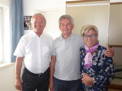 Klausner Herbert / 80. Geb. Tag / 23.9.2018