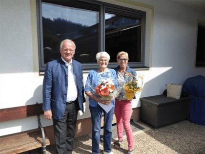 Klausner Maria / 90. Geb. Tag / 17.7.2019