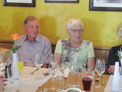 Moser Franz und Anna / Goldene Hochzeit am 11.5.2017