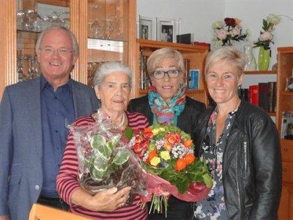 Pleschberger Rosa / 85. Geb. Tag / 4.9.2017