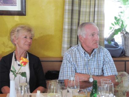 Reisigl Wolfgang und Annemarie / Goldene Hochzeit am 17.6.2017