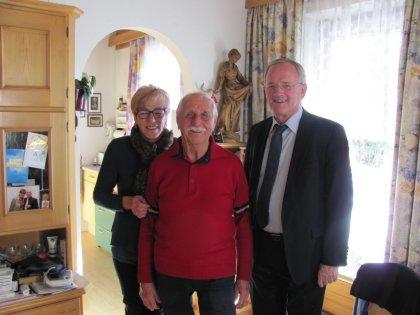 Sieberer Franz / 85. Geb. Tag / 27.1.2017