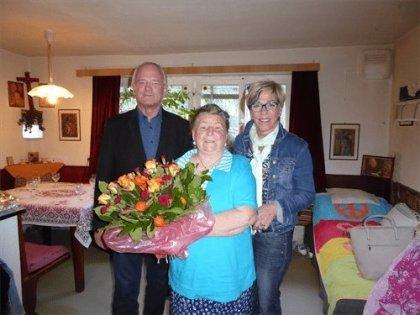 Spielthenner Agnes / 80. Geb. Tag / 9.10.2017