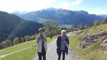 Stauder Midi und Tanzer Ida
