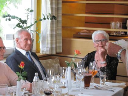 Tanzer Karl und Ida / Diamantene Hochzeit am 18.5.2017
