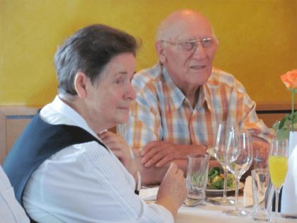 Überbacher Albin und Elisabeth / Goldene Hochzeit am 19.6.2017